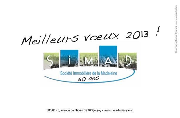 SIMAD Cartes postales